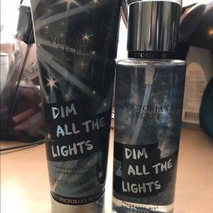 Dim All The Lights Set